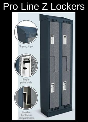 Tennessee Industrial lockers